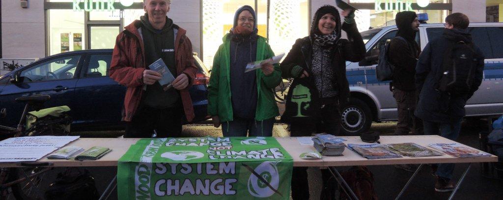 Klimastreiktag 29.11.2019 Bremen