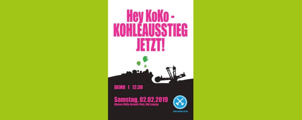 Demo-Plakat 2.2.2019 Leipzig