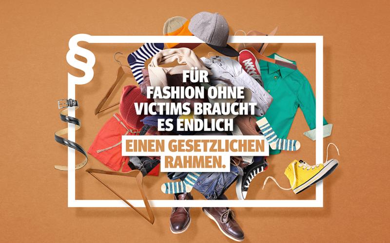 Für Fashion ohne Victims