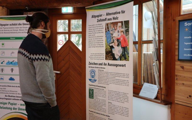 Die Ökostation Freiburg beteiligt sich jedes Jahr  mit einem Programm an der Europäischen Woche der Abfallvermeidung.
