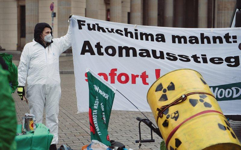 Fukushima Jahrestag 2021