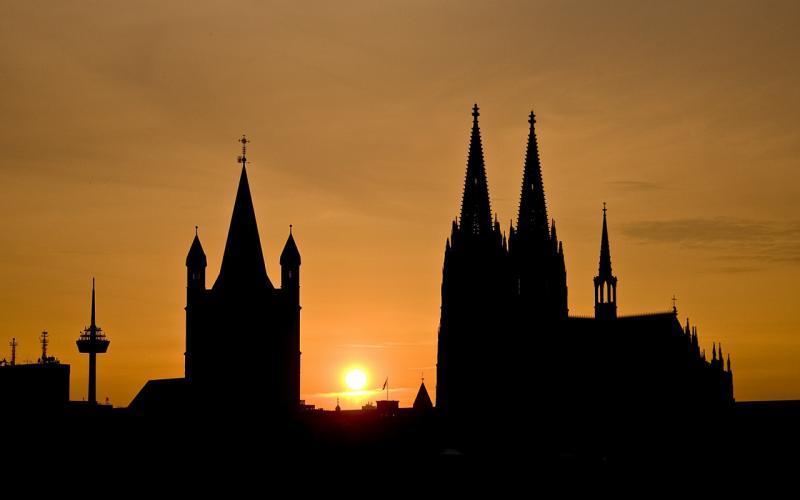 Lüftbild Köln
