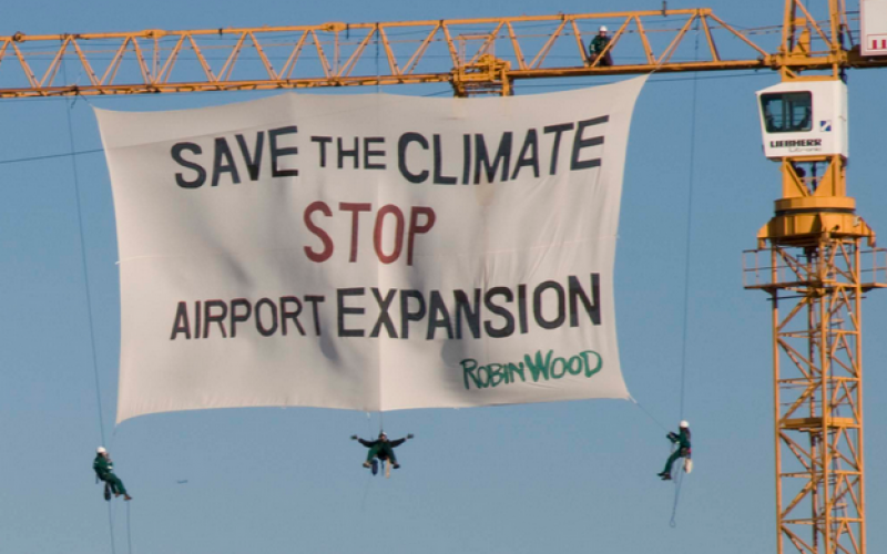 Stop Airport Expansion