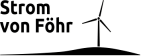 Logo strom von Föhr